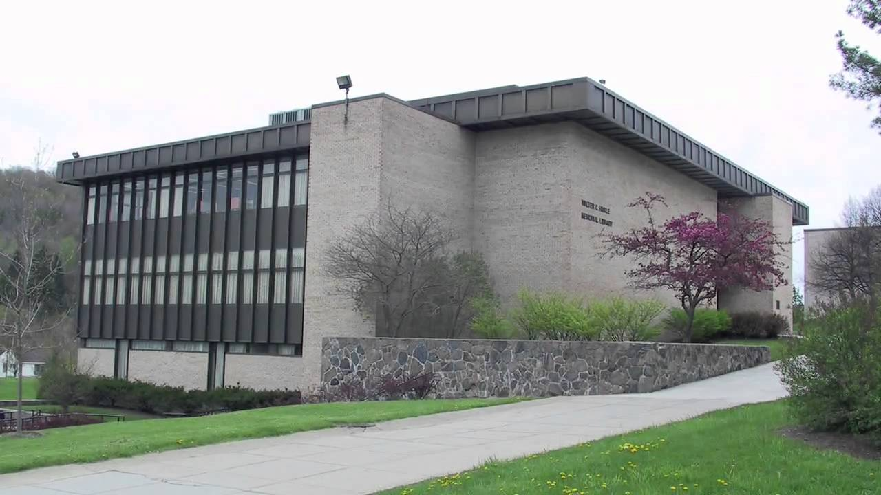 alfred state hinkle memorial library